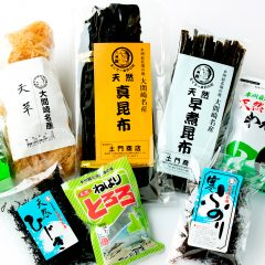 【Kelp and Seaweed Products】