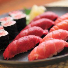 大間黑鮪魚料理