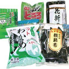 昆布、海藻乾製品