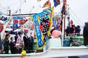 大漁祈願祭2017