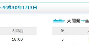 2017年末年始大函丸