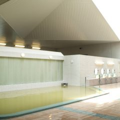 【Onsen (Hot Spring) Facilities】