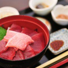 吃魚大間大滿足