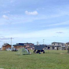 大間崎露營場地