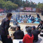 令和3年度の内山公園桜まつり イベント中止のお知らせ